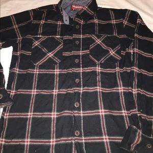 Other - Boys flannel shirt